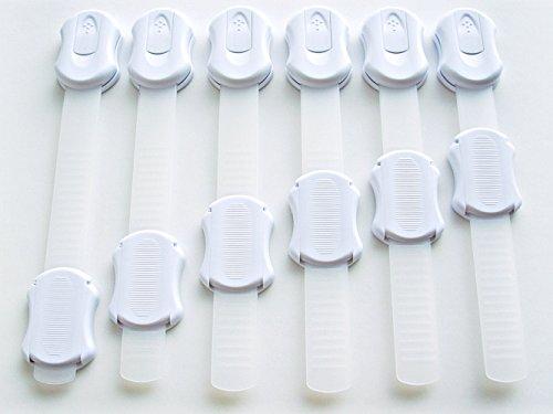 Almadoo-Premium-Schubladensicherung-Hochwertige-Kindersicherung-zum-kleinen-Preis-6-Stck-Zuverlssiger-Kinderschutz-Bewahrt-Babys-und-Kinder-effektiv-vor-Gefahren-im-Haushalt