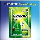Nicorette Gum Fresh Mint 4 mg - 200 Count