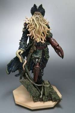 Picture of Kotobukiya Pirates of the Caribbean: Davey Jones ARTFX Statue Figure (B000YDMP5G) (Kotobukiya Action Figures)
