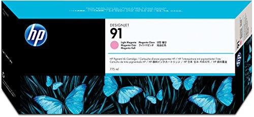 HP® C9471A  Ink, Light Magenta