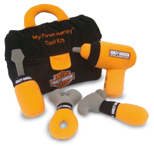 Harley Davidson Biker Club: My First Harley Tool Kit by Kids Preferred