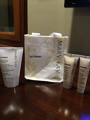 Mary Kay® LTD. ED.! Body Care: Honeydew Satin Hands® Pampering Set