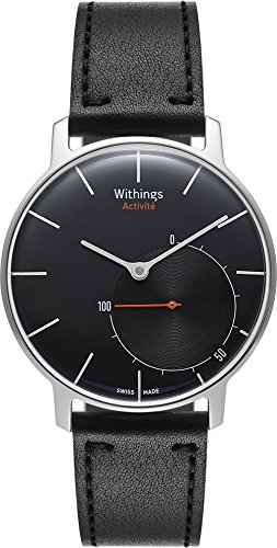 Withings Activite – Activity-Tracking Watch – Steps Runs Swim Sleep – Swiss-Made