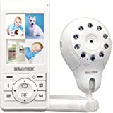 Lorex LIVE Snap Video Baby Monitoring System - LW2003 Compact Crystal Clear Night-Vision