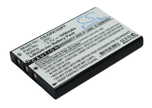 Battery2go Li-ion BATTERY Group Fits Optoma Z60, PK102 Pico Take Projector, BB-LIO37B, PK101 Pico Pocket Projector