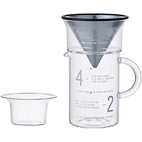 KINTO 킨토 SCS-04-CJ-ST 커피 더《구셋토》 600ml 27652