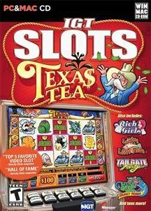 Igt Slots: Texas Tea (Win Xp,Vista/Mac 10.2 Or Later,Ub)