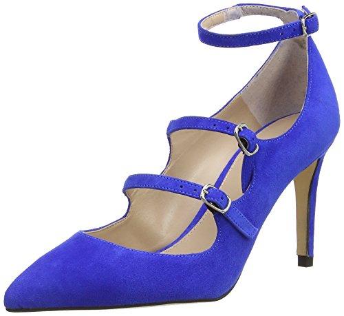 Carvela  Auto - Scarpe con Tacco donna , Blu (Blu (Blue)), 39 1/3
