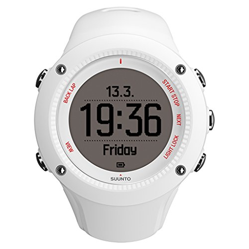 Suunto Ambit3 Run Montre avec GPS Blanc