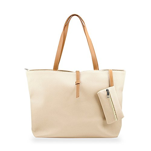 GEARONIC-TM-Korean-Lady-Women-PU-Leather-Shoulder-Handbag-Shoulder-Bag