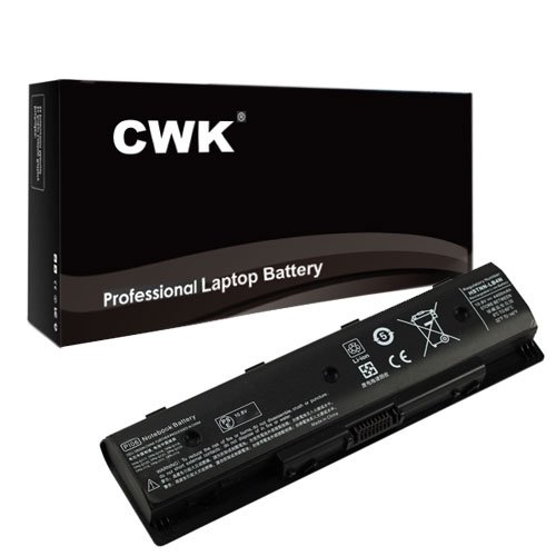 CWK® New Replacement Laptop Notebook Battery for HP Pavilion 15T-E000, 15Z-E000, 15-E181nr 15-E189nr, PI06, H6L38AA 15-E053ca, 15-E065nr, 15-E071nr, 15-E073ca, 15-E077nr 15-E028us, 15-E030wm, 15-E037cl, 15-E043cl, 15-E048nr 15-E010us, 15-E011nr, 15-E014nr, 15-E020ca, 15-E020us 15-E085nr, 15-E086nr, 15-E087nr, 15-E088nr, PI06 H6L38AA 15-E010us 15-E011nr 15-E014nr 15-E020ca 15-E020us 5T-J000 15T-J100 PI06 709988-421 710416-001 HSTNN-LB4N