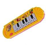 Popular 0-7age Baby Kid Useful Cute Music Developmental Piano Inteligent Toy