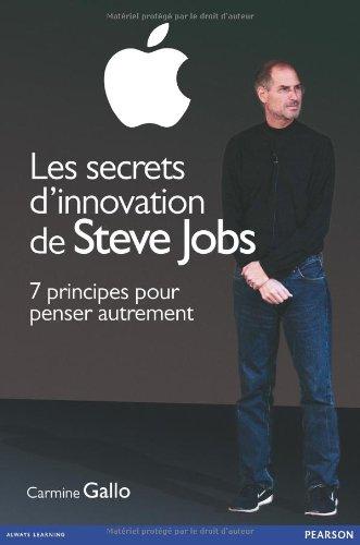 Les secrets d'innovation de Steve Jobs