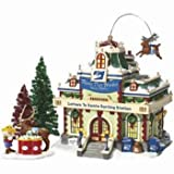Department 56 North Pole Letters to Santa Sorting Station