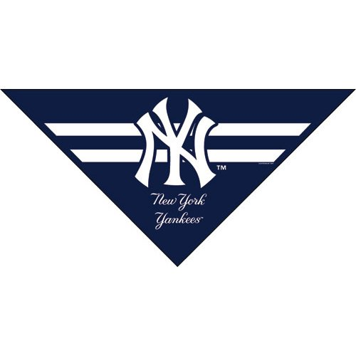 Hunter MFG New York Yankees Mesh Dog Bandana,