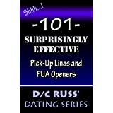 41xGDX7h8XL. SL160 OU01 SS160  101 Surprisingly Effective Pick Up Lines and PUA Openers (D/C Russ Dating Series) (Kindle Edition)