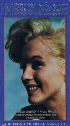 Marilyn Monroe: Beyond the Legend [VHS] [Import]