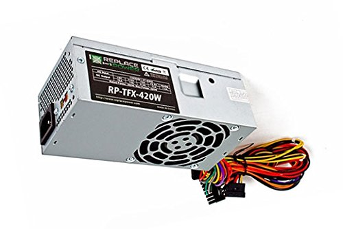 New Slimline Power Supply Upgrade for SFF Desktop Computer - Fits: Dell Studio Slim 540