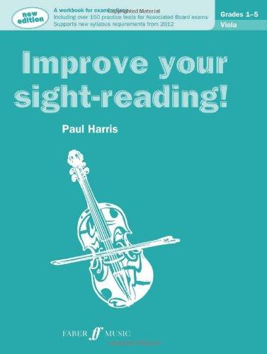 Viola Grades 1 -5 (Improve Your Sight-Reading!)