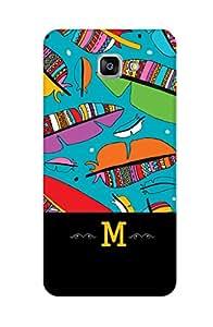 ZAPCASE PRINTED BACK COVER FOR SAMSUNG GALAXY A9 PRO (2016) Multicolor