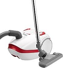 Ufesa Optima - Aspiradora con bolsa, eficiencia energética A, cepillo especial parquet, radio de acción de 9m
