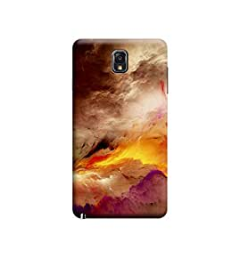 EPICCASE Premium Printed Back Case Cover With Full protection For Samsung Galaxy Note 3 (Designer Case)