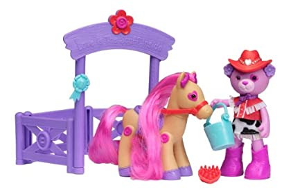 Build-A-Bear Workshop - Furry Friends Corral Deluxe Playset