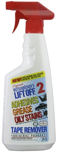 Motsenbocker's Lift Off 407-01 #2 Adhesive, Grease, Oily Stain Remover,