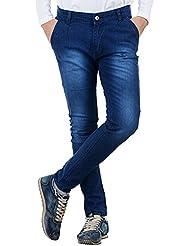 Dee Cee Dark Blue Men's Slim Fit Jeans