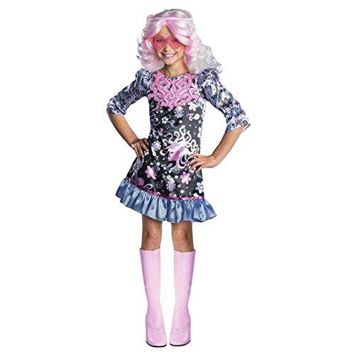 R8849 (Monster High Viperine Gorgon Girls Costumes)