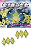 Geomag - 60 Piece Glitter Panels