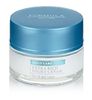 Formula Daily Skin Care Extra Rich Night Cream 50ml