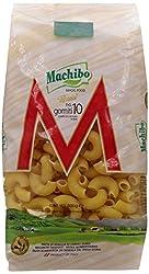 Machibo Gomiti Pasta Number 10, 500g