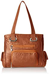 Meridian Pebble Women's Shoulder bag Tan (Mrb-067)