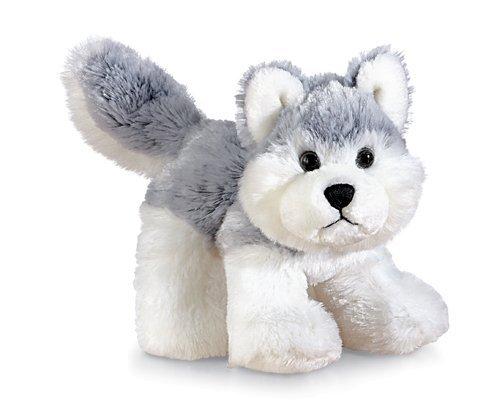 Lil'Kinz Virtual Pet Plush - HUSKY by Webkinz (Webkinz Lil Kinz Husky compare prices)