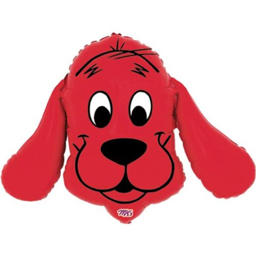 Clifford the Big Red Dog Jumbo Balloon (Clifford Party Supplies compare prices)