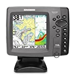 Humminbird 788ci 5-Inch Waterproof Marine GPS and Chartplotter with Sounder ~ Humminbird