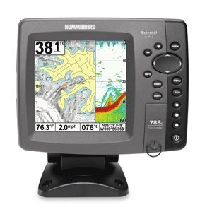 Humminbird 788ci Color Fishfinder Combo with Internal GPS and DualBeam PLUS sonar