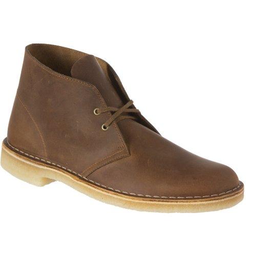 クラークス/Clarks Desert Core Boot - Men's Beeswax Leather/アウトドア/メンズ/男性用/靴/シューズ