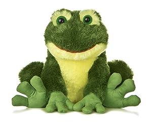 """Aurora Plush 12"""" Flopsie Flavio Frog"""