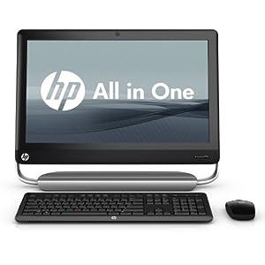 HP TouchSmart 320-1030 Desktop Computer - Black