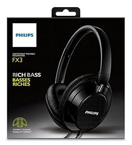 Philips FX3BK Headphone