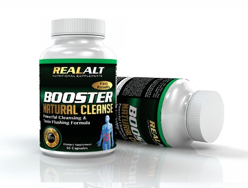 Colon Cleanse - Natural Weight Loss Detox - Powerful Cleansing & Toxin Flushing