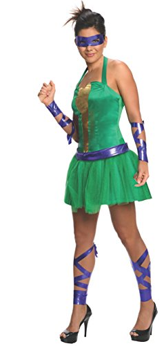 Secret Wishes Women's Teenage Mutant Ninja Turtles Donatello Costume