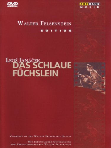 Cover art for  Janacek: Das Schlaue Fuchslein