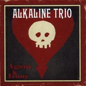 Alkaline Trio - Agony & Irony Edition Limitee Digipack - Inclus CD bonus 8 titres acoustiques - Zortam Music