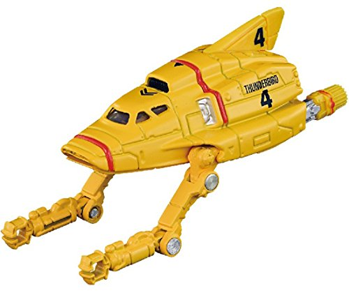 Japan Toy Car Model - Thunderbird Tomica 09 Thunderbird No. 4 working mode *AF27*
