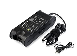 Replacement Laptop AC Adapter/Power Supply/Charger w/US Power Cord for Dell Inspiron