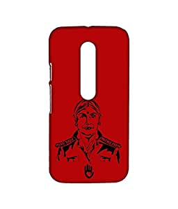 KR Red Mother - Sublime Case for Moto G3