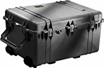 Pelican 1630 Case with Foam for Camera (Black)